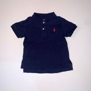 Ralph Lauren Toddler Boy Short Sleeve Polo Shirt